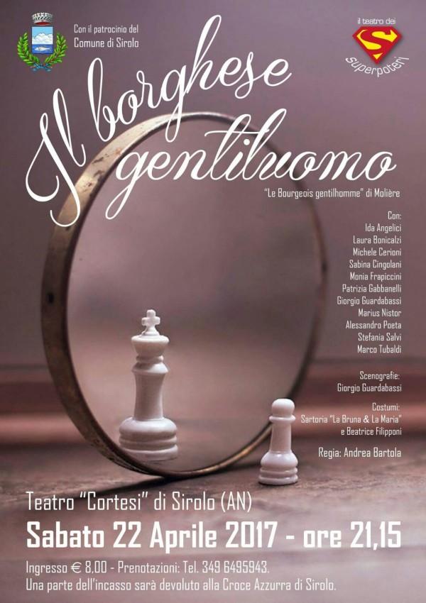 22 Aprile Teatro Sirolo