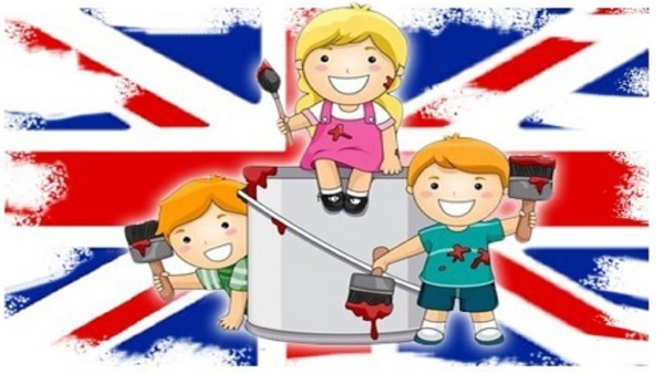 I bambini e l'inglese, quando come e perché