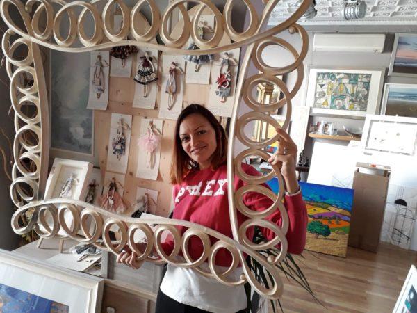 L 39 artigianato in casa con stile la galleria d 39 arte - Arte della casa ...