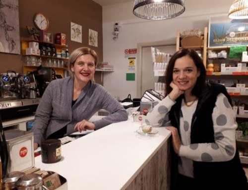 Il buongiorno tutta salute di Naturama, il Bio Market & Cafè di Sara Molitierno a Loreto