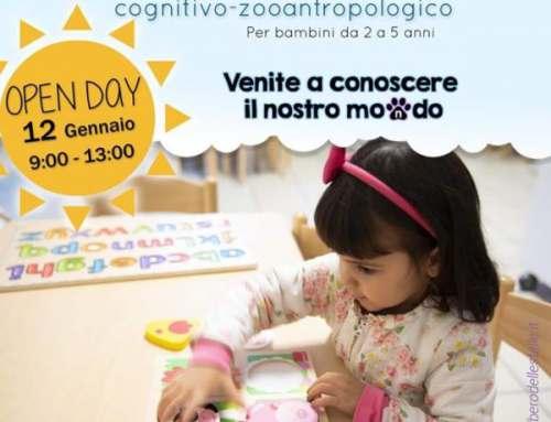 Per un modello futuro di scuola, Sabato 12 Gennaio Open Day L'Albero delle Stelle –  Loreto
