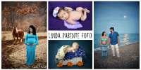 fotografia Linda parente