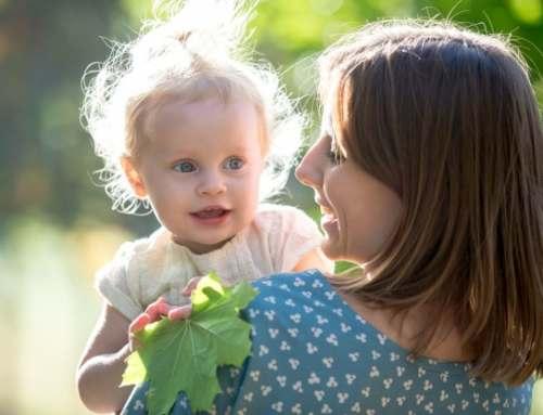 Perché dobbiamo guardare i bambini negli occhi
