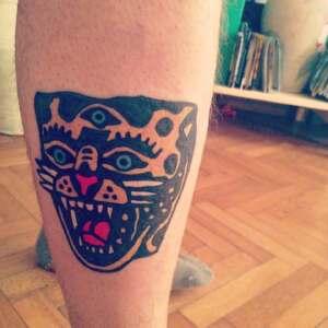 tatuaggio pelle bianca