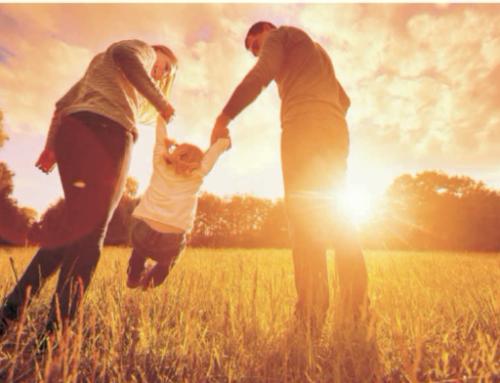Genitori lasciate andare il passato, abitate il presente