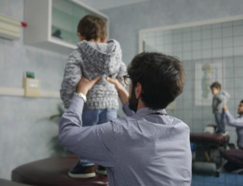 Come il Dottore Chiropratico aiuta i bambini a stare bene – Dr. Ciro Roberto Errico