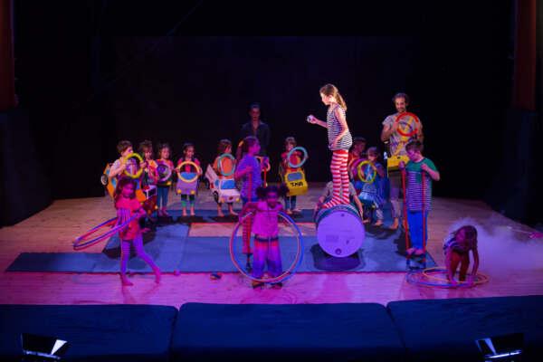 scuola di circo ancona