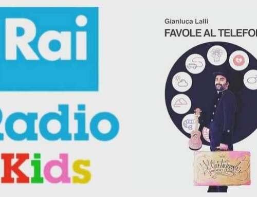 Le Favole al Telefono di Gianni Rodari diventano un disco per bambini