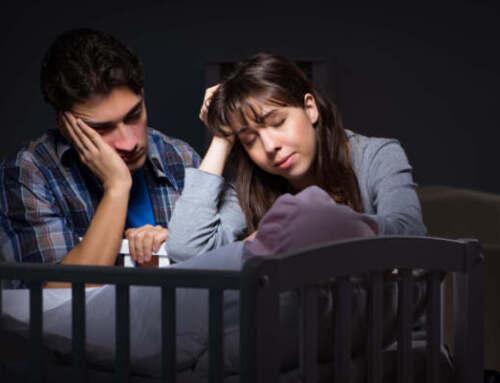 Cosa fare quando il bimbo non dorme