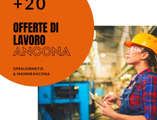 Trova lavoro ad Ancona e dintorni con OpenJobmetis