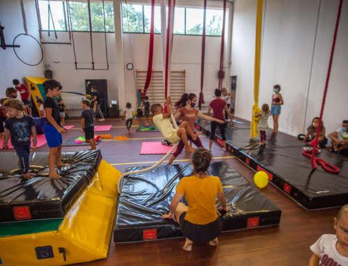 Visionaria, Scuola di Circo per bambini e adulti ad Ancona