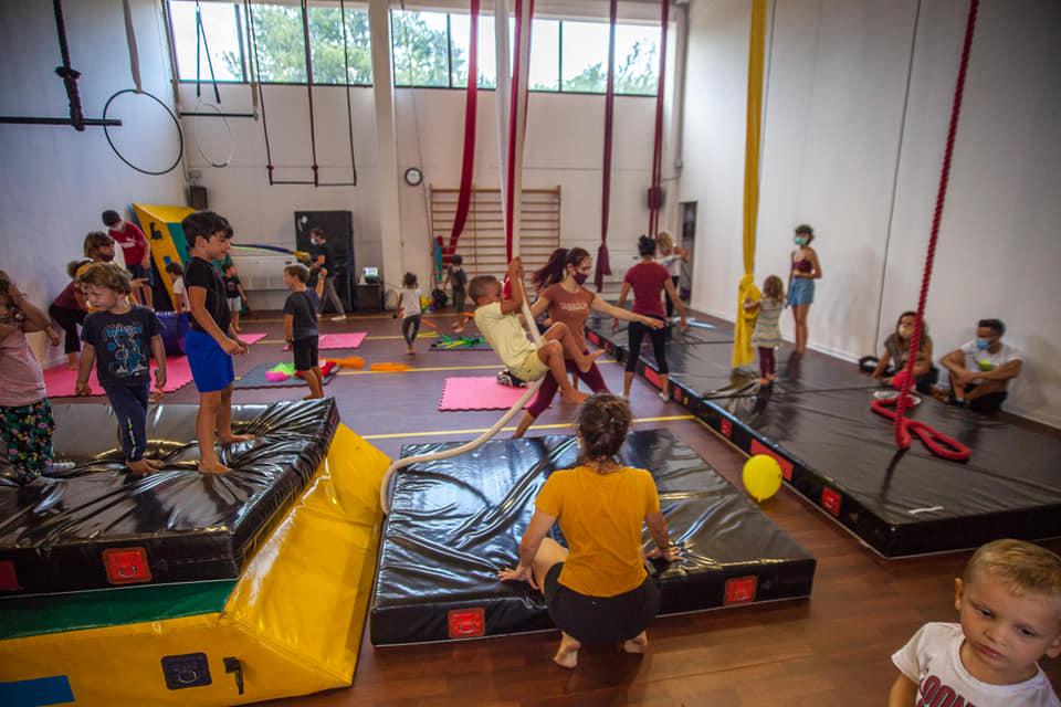Scuola di Circo VisionAria Ancona